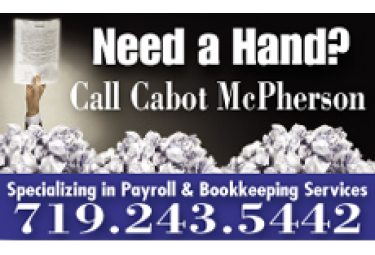 Cabot McPherson bookkeeping and accounting