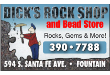 Dick's Rock Shop