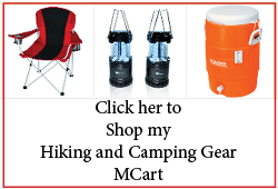 Mcart Hiking and Camping