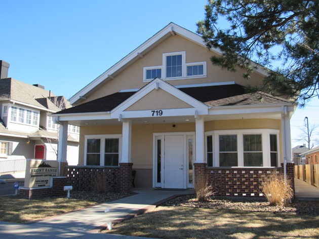 Griffis Blessing Awarded Management For 719 N Cascade Ave